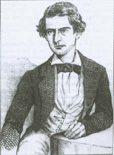 Picture of a Young John Coffee Hays