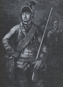 Picture of Major Robert Rogers