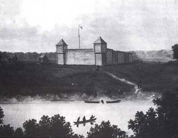 Picture of Fort Harrison