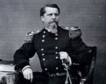 Picture of Maj. Gen. Winfield Scott Hancock