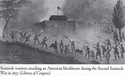 Picture of Seminole Wars