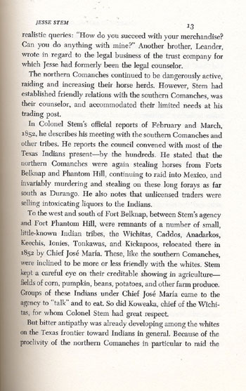 Jesse Stem Story from the book, Lambshed Before Interwoven