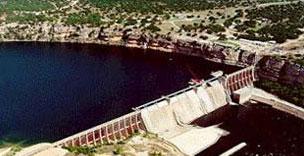 Picture of Possum Kingdom Dam