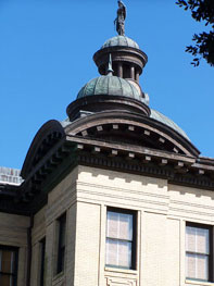 Picture of Richmond Courthouse