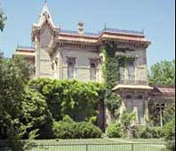 Waggoner Mansion Picture