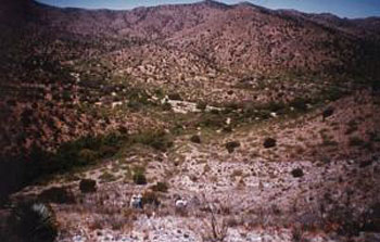Picture of Apache Pass