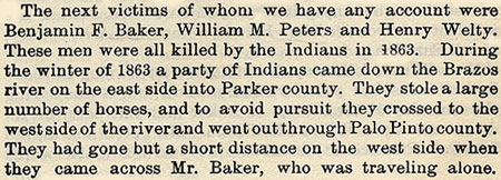 Benjamin Franklin Baker story by WIlbarger