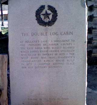 Double Log Cabin Picture