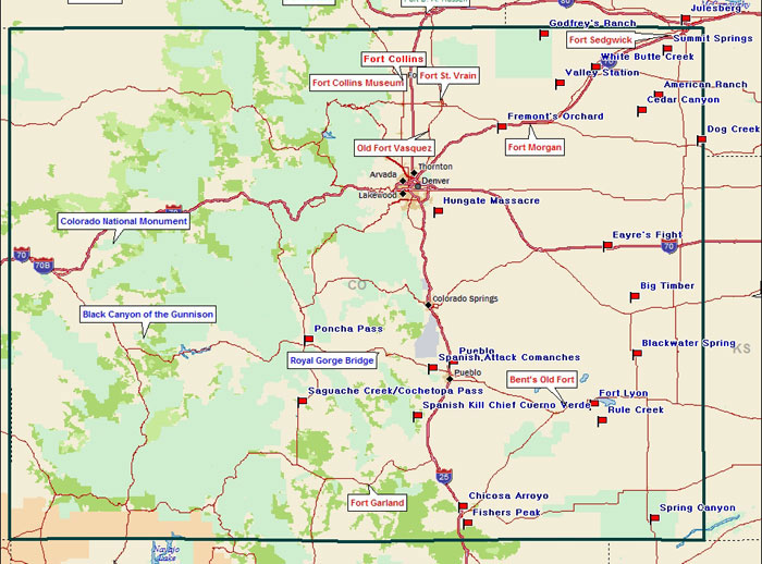 fort collins parks map with Colorado Points Of Interest Map on 820481 Ireland S Most Historic Castle Hotels moreover Denver additionally The Best Castle Hotels In Ireland additionally Map Colorado Cities as well North Beach Resort Historic Neighborhood.