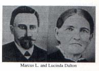 Picture of Marcus L. and Lucinda Dalton