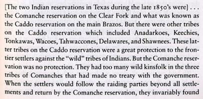 Buck Barry's Texas Indian Reservations