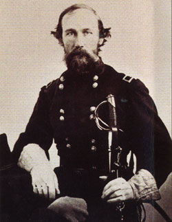Picture of General/Texas Governor Edmund J. Davis