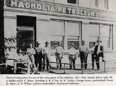 Magnolia Petroleum Company Picture