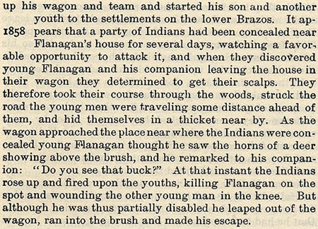 Flanagan story by WIlbarger