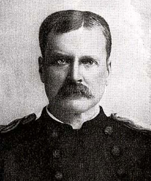 "Picture of Lt. Col. George A. ""Sandy"" Forsyth"