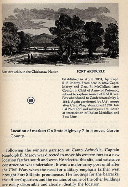 Fort Arbuckle Picture