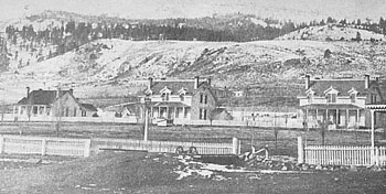 Picture of Fort Bidwell