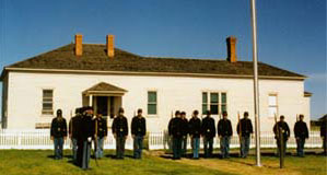 Picture at Fort Buford