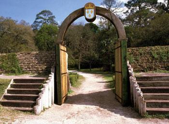 Picture of Fort Caroline