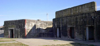Picture of Fort Caswell