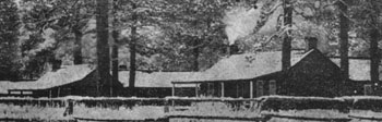 Picture of Officer's Quarters at Fort Crook