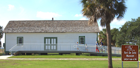 Picture of the Fort De Soto Quartermaster Storehouse Museum