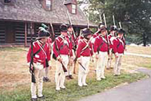 Picture at Fort Frederick