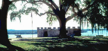 Picture of Fort Frederica