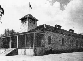 Picture of Storehouse at Fort Grant