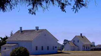 Picture at Fort Humboldt