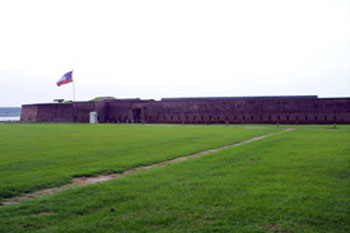 Picture of Old Fort Jackson