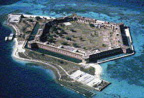 Picture of Fort Jefferson
