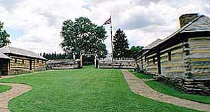 Picture at Fort Ligonier