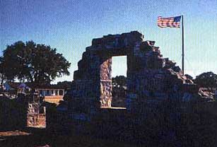 Picture at Fort McKavett