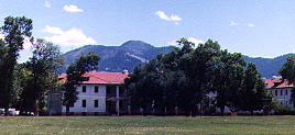 Picture of Fort Missoula