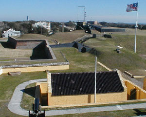 Picture of Fort Moultrie