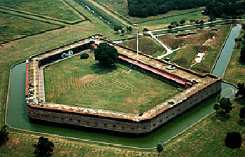 Picture of Fort Pulaski