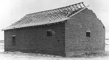 Picture of Fort Sanders Guardhouse