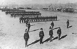 Picture of Fort Stanton Parade Grounds