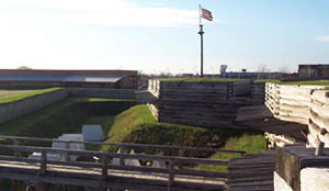 Picture of Fort Stanwix
