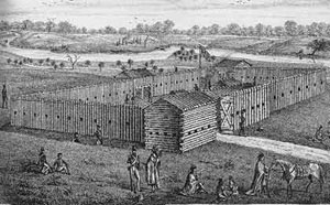 Picture of Fort Stephenson