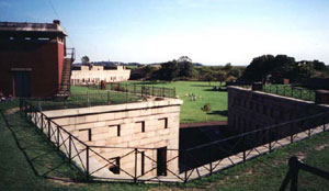 Picture of Fort Warren