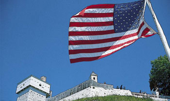 Fort Mackinac Picture