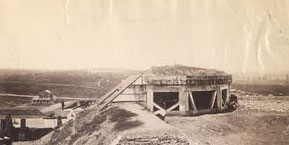 Picture of Fort Negley