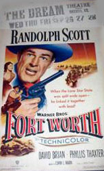 Fort Worth Movie Poster