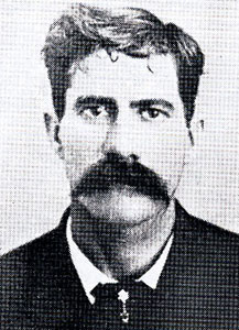 Picture of Sheriff Pat Garrett