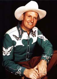 Picture of Gene Autry