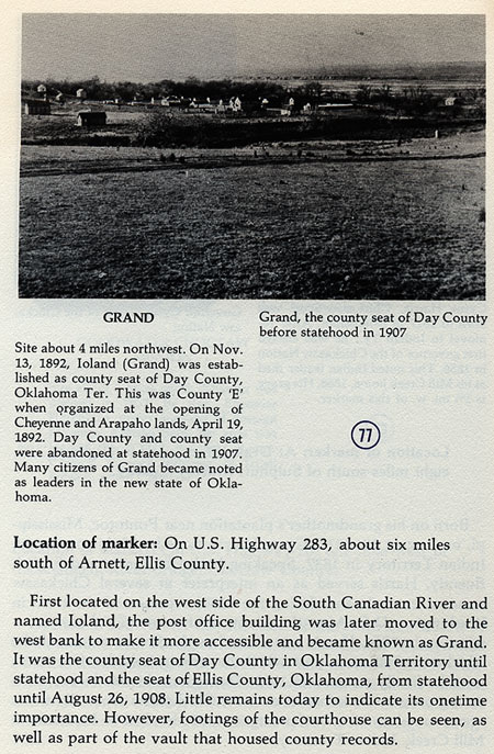 Picture of Grand Oklahoma