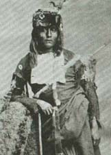 Picture of Gui-tain, nephew of Lone Wolf