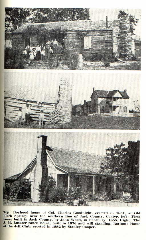 Various Jack County Homes